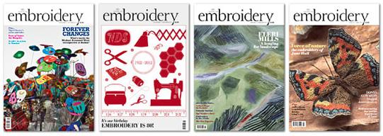 Embroidery Magazine