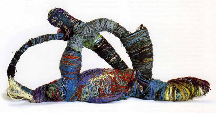 Textile artist Judith Scott: Uncovering innate talent