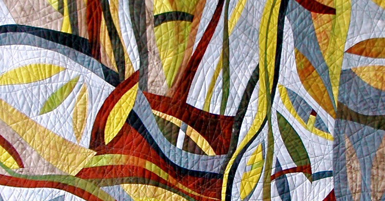 Leslie Morgan: Abstract dialogues and personal symbolism