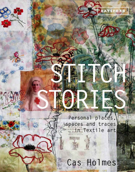 Stitch Stories book cover
