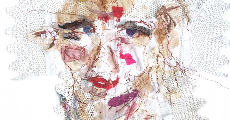 Ailish Henderson: Using fine art techniques in a textile way